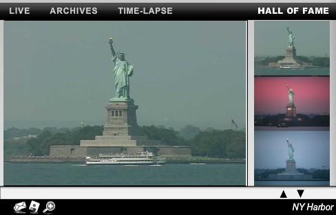 9 веб-камер, которые показывают самые уникальные места в мире